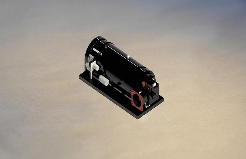 可见光光机系统
